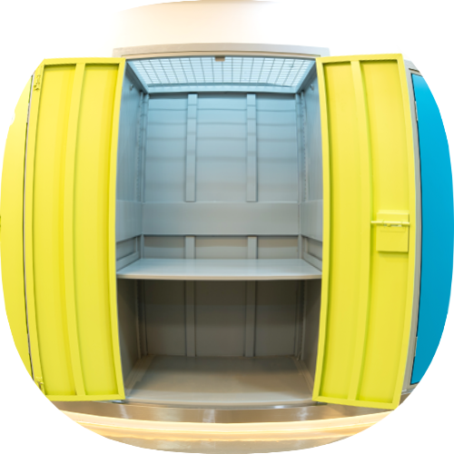 locker-space storage in cheung sha wan